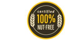 Certified Nut Free