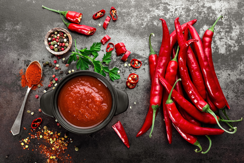 Spicy Flavors Take Center Stage in 2018