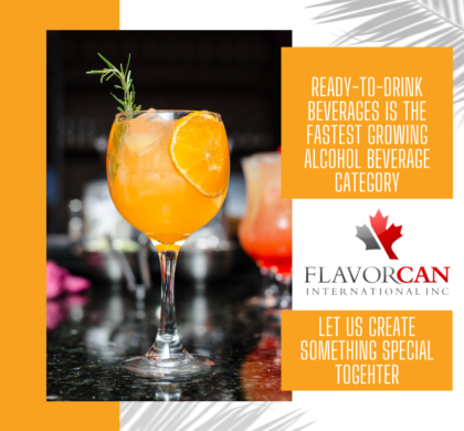 The fastest growing alcohol beverage category